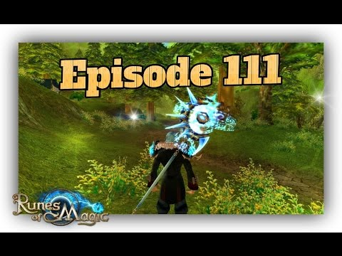 Lets play Runes of Magic – Live commentary episode 111