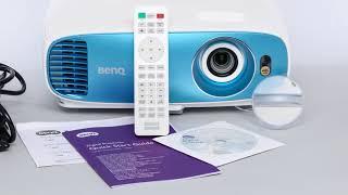 Projektor BenQ TK800 erreicht 4K nur durch Pixelshifting