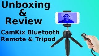 Unboxing & Review: CamKix Bluetooth Remote Control + Tripod 2 in 1