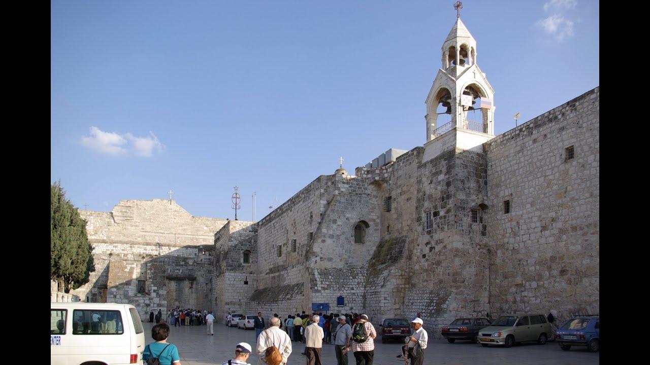 My Visit To Bethlehem Youtube