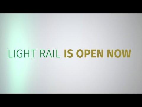 2018 Light Rail Grand Opening