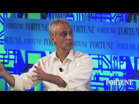Fortune sits down with Rahm and Ari Emanuel | Fortune