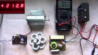 Bi-toroid (битороид) - как регулятор оборотов двигателя