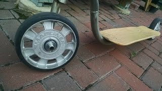 DIY Magliner Kick scooter