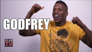 Godfrey Laughs at Antonio Brown's Emails to Accuser Britney Taylor (Part 3)