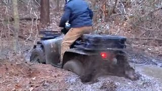 ATV & Dirt Bike Riding Video - Polaris Honda Odyssey KTM Kawasaki Suzuki