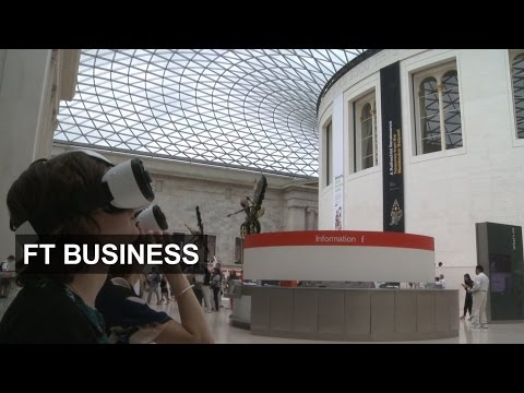 Museums in the digital world - 3D Printing & Virtual Reality | FT Business