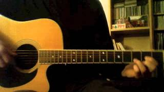 Home on the range guitar chords and strums with Victor Johnson