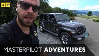 Nuova Wrangler Sahara JL é Camp Jeep 2018: 13-15 luglio, vi aspettano!