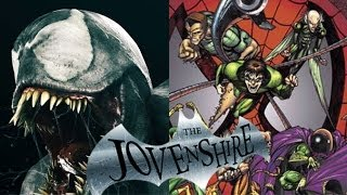 Sinister Six and Venom Movies Announced! What this means