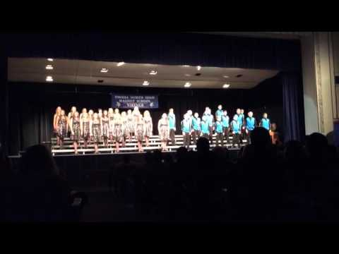 Westridge Show Choir at 2016 Omaha North Competition