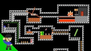 Level UP: Mario and the Secret Passages Maze