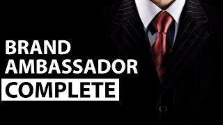 Brand Ambassador 2017 Last 6 Months Complete August to January 2017 Current Affairs