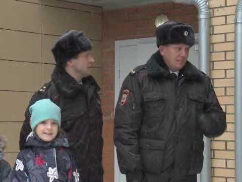 Новый участковый пункт полиции открылся в Дзержинском районе