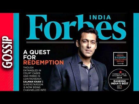 Salman Khan Ranked No 1 On Forbes Magazine - Bollywood Gossip 2016