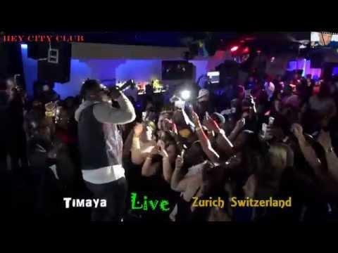 Timaya (Live) Zurich Switzerland 2014 pt 1