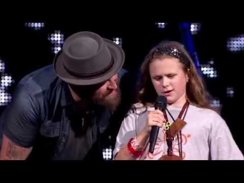Zac Brown Band - Colder Weather (Live Clip from Charlotte, NC with Brianna)