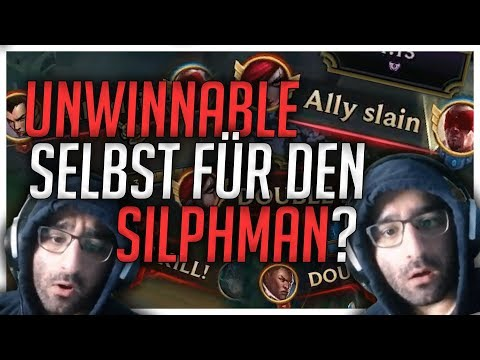 UNWINNABLE SELBST FÜR DEN SILPHMAN? Stream Highlights [League of Legends] thumbnail