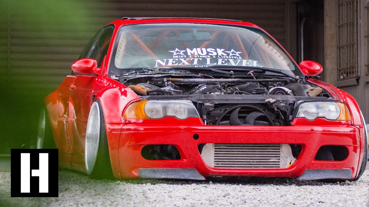 Poland's Hottest Drift Car Compound: Hert Visits the Style Bangers