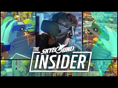 IMAX VR and Giant Cop   The Skybound Insider ft. Steve Zaragoza!