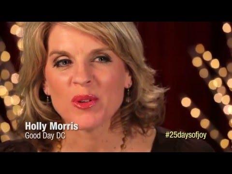 25 Days of Joy: Holly Morris