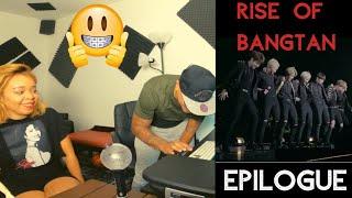 BTS - The Rise of Bangtan Epilogue - KITO ABASHI REACTION