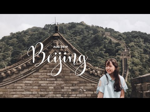 3/4 Traveling & 1/4 Studying In Beijing! | Laurensia Shinna