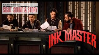 "Editor Alanna Yudin on Making a New Scene Out of Old Footage in ""Ink Master"""