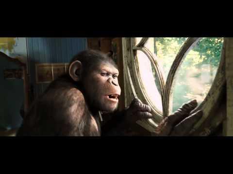 La Planète des singes : Les origines - Extrait 1 VF poster