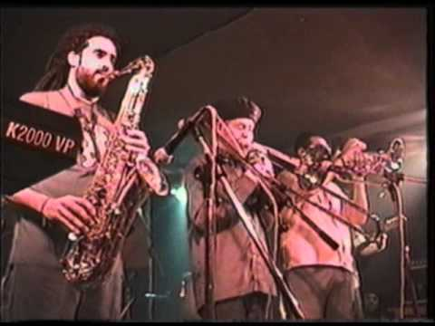 Rico Rodriguez & Roots to the Bone Band - Dial Africa (Live in Argentina)