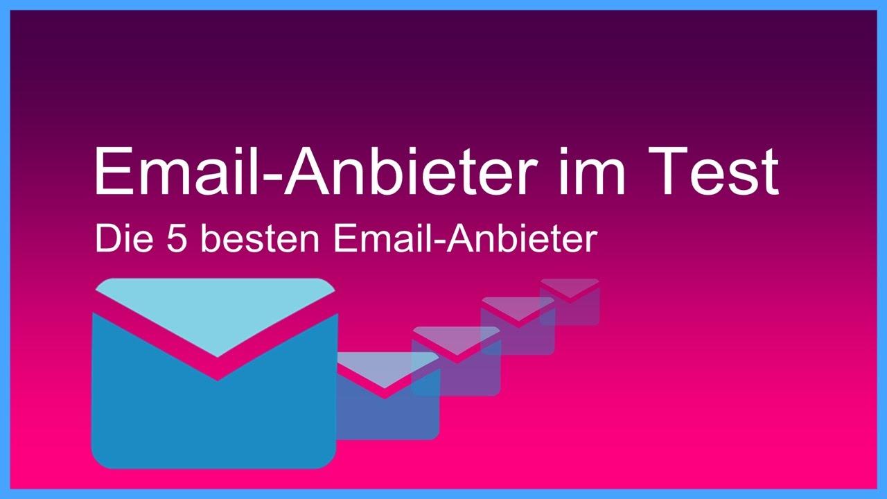 die sichersten email anbieter