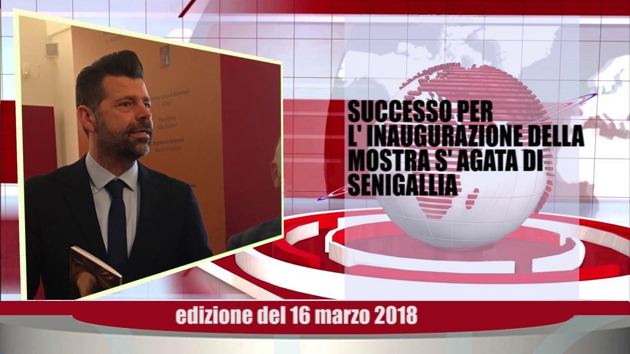 Velluto Notizie Web Tv Senigallia Ed  16 03 2018