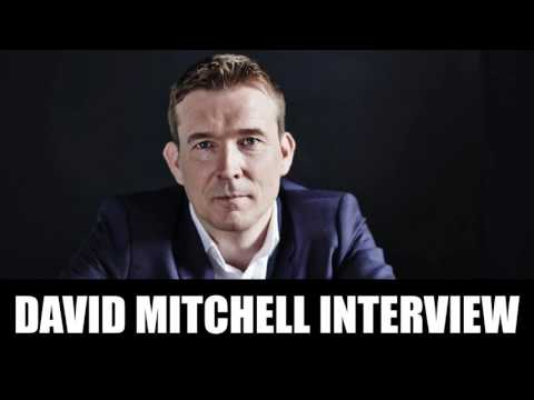 David Mitchell Interview