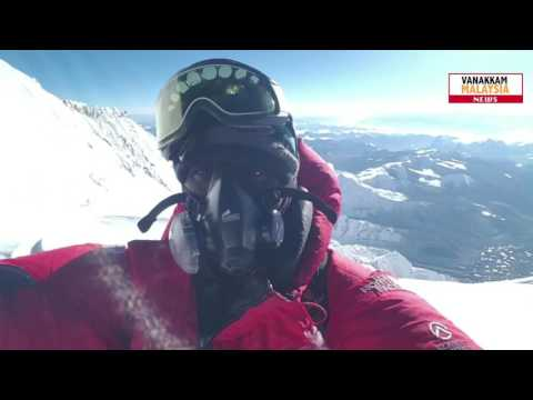Special Interview With Mt. Everest Climber Mr.Raman
