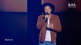"Vladyslav Chyzhykov – ""Perfect"" – Blind Audition – The Voice of Ukraine – season 9"