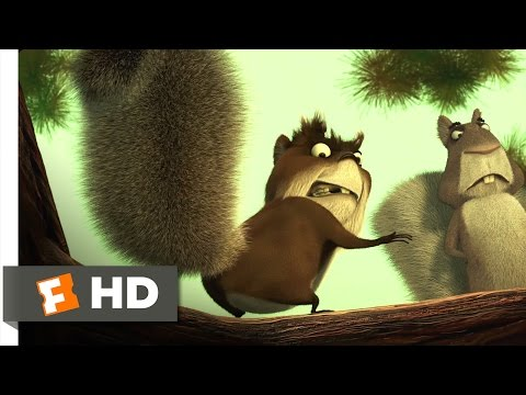 Open Season - McSquizzy's Army Scene (3/10) | Movieclips