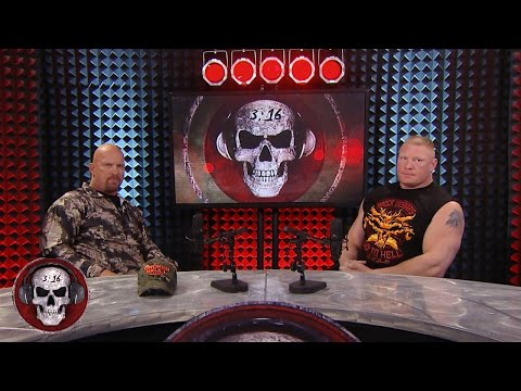 WWE Network: Brock Lesnar explains not 'liking' people on Stone Cold Podcast