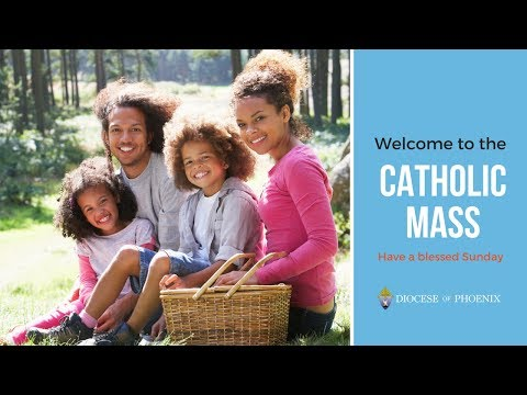 Welcome to the Catholic Mass for January 21, 2018