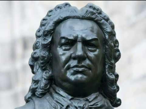 Basia Retchitzka - Aria From Cantata 32 (by Johann Sebastian Bach)