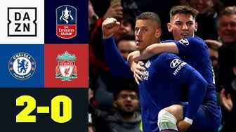Adrian-Patzer leitet Blues-Sieg ein: FC Chelsea - FC Liverpool 2:0 | FA Cup | DAZN Highlights