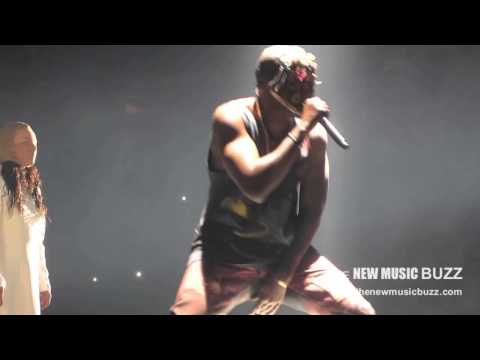 Kanye Wes Debut New Song