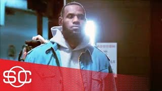 Los Angeles Lakers' NBA title odds surge with potential LeBron James addition | SportsCenter | ESPN