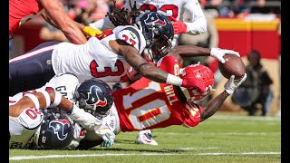 Texans Vs Chiefs First Half Divisional Round Highlights | 2019-20 NFL Playoffs