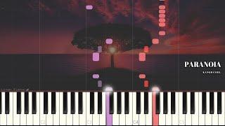 KANGDANIEL 강다니엘 - 'PARANOIA' Piano Cover & Tutorial 피아노 커버 & 튜토리얼 by Lunar Piano