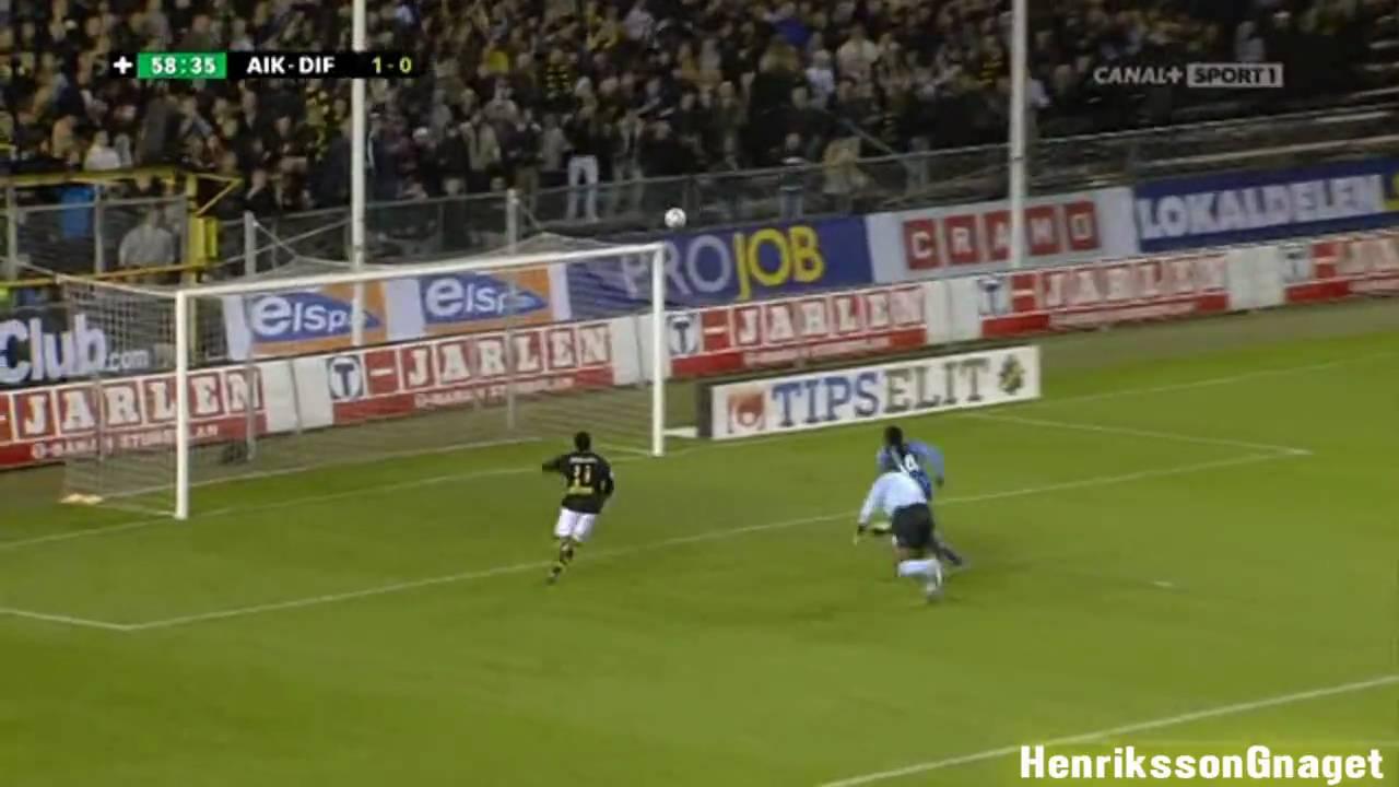 AIK - Guldåret 2009 (Målen 2LAX9) [HD] #1