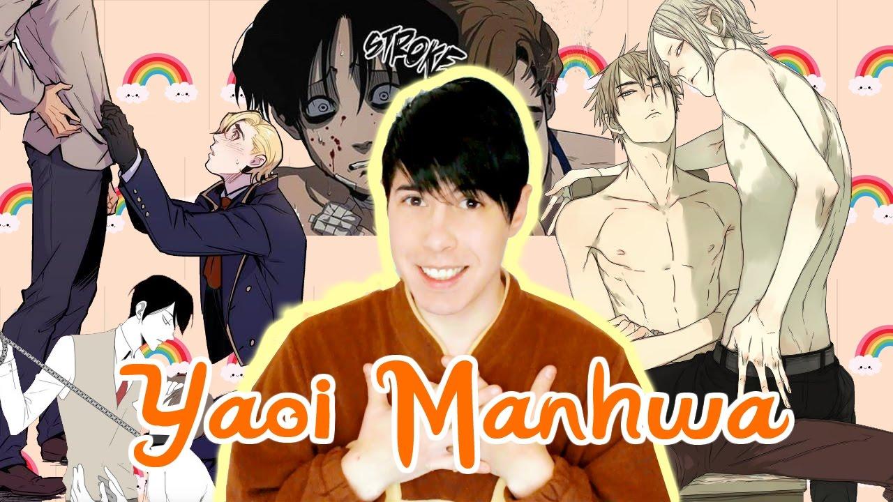 top 4 yaoi manhwa youtube