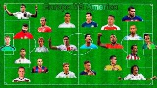 Once VS Once Europa VS América