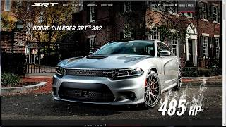2017 Dodge Charger SRT 392 - Build Your Own Dodge Charger - Price and Options