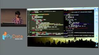 Rutu Mulkar Mehta: Using Python for Linguistic Data Analysis