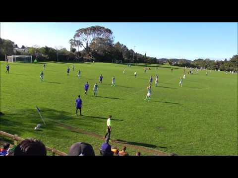 New Plymouth Rangers v Palmerston North Marist 29 July 2017